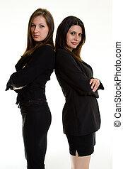 due, donne affari