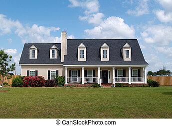 due storia, residenziale, casa