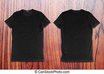 due,  T-shirts, vuoto