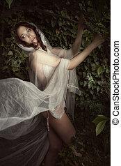 duende, bosque