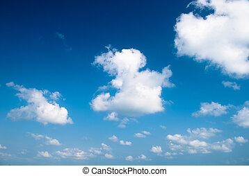 duidelijke lucht