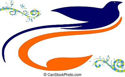 duif, vogel, symbool, vlieg