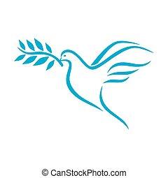 duif, vrede