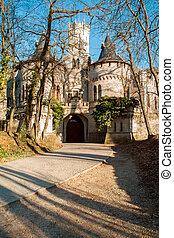 duitsland, marienburg, kasteel