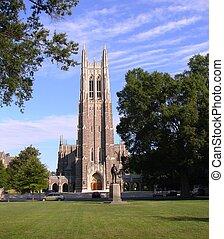 Duke University Cathedral - duke university cathedral