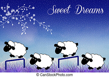 dulce, sueños