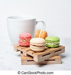 Poco taza de madera dulce dessert caf textura for Palmetas de marmol