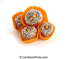 dulces, turco