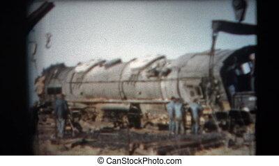 duluth, chemin fer, -, 60, vendange, 8mm