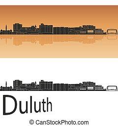 duluth, horizon