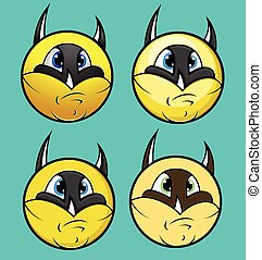 Dumb Disguise Super Hero Emoji