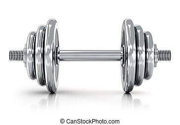 Dumbbell - Creative sport, fitness and healthy lifestyle ...
