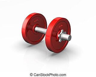 Dumbell weight