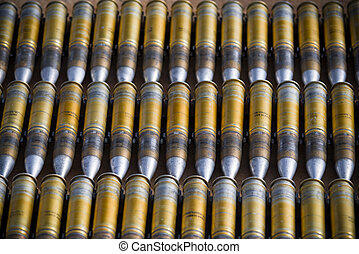 dummy ammunition for a combat helicopter