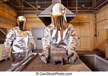 dump gold bullion
