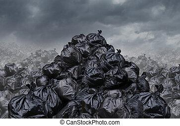 dump lixo