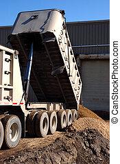 Dump Truck Trailer