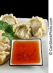 dumplings, 2, chinês