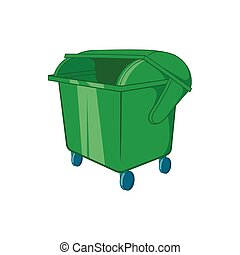 dumpster illustrations and clipart 4 065 dumpster royalty free rh canstockphoto com dumpster clip art free dumpster clipart free
