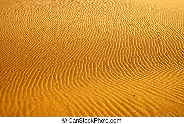 duna, arena, plano de fondo