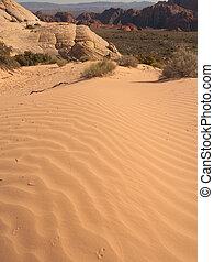 dunas, areia
