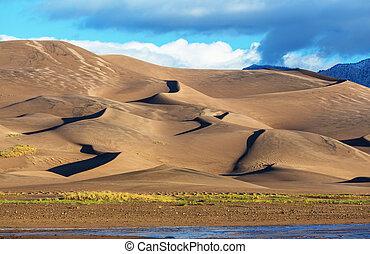 dunas, grande