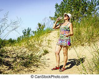dune, andando gita