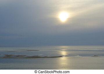 Dune du Pyla sunset 03
