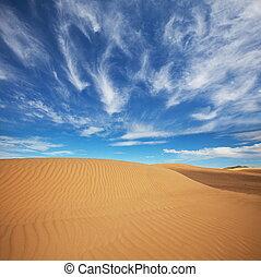Dune - sand desert