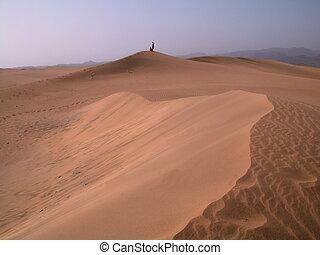dunes, 1, sable