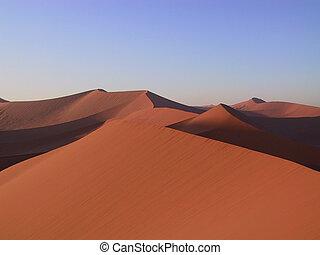 Namib - Dunes of the Namib