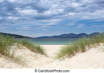 Dunes on the Isle of Harris
