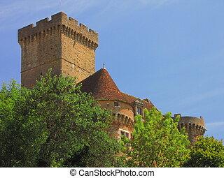 Dungeon, Castelnau Castle