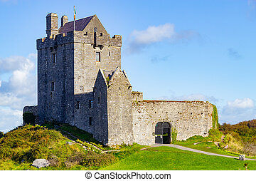 Dunguaire Castle in Kinvarra