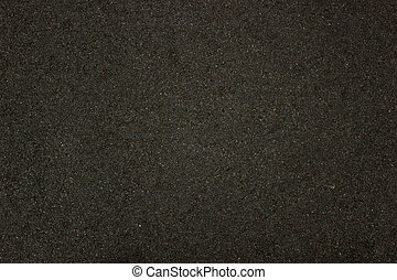 dunkel, asphalt, beschaffenheit