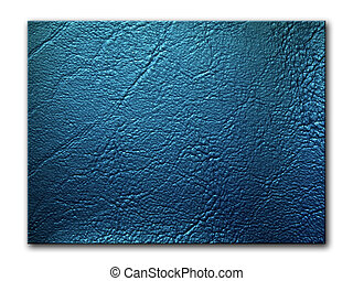 dunkel blau, leatherette, hintergrund
