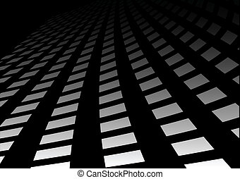 dunkel, pfad, abstrakt, landstraße
