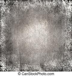 dunkel, weinlese, papier, hintergrund