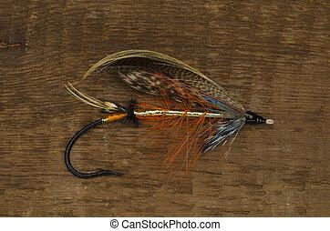 Dunkeld Salmon Fly