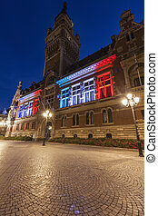 Dunkirk City Hall