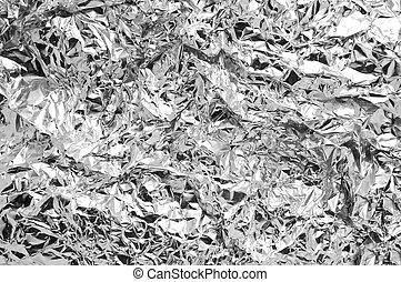 dunne metaalplaat verijdelen, textuur