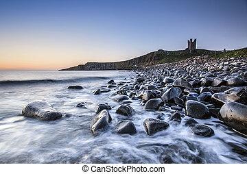 Dunstanburgh Castle - Dunstanburgh