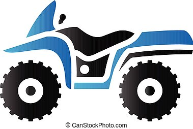 Duo Tone Icon - All terrain vehicle