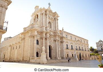 Duomo di Santa Lucia, Syracuse - Duomo di Santa Lucia,...