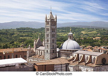 Duomo of Siena, Tuscany, Italy