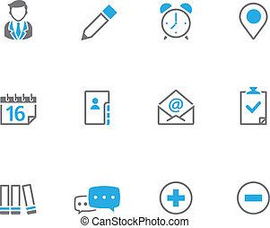 Duotone Icons - Collaboration