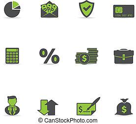 Duotone Icons - More Finance