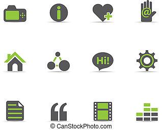 Duotone Icons - Personal Portofolio
