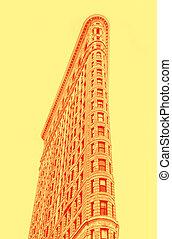 Flatiron Building in NYC