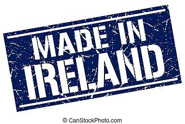 dupnutí, udělal, irsko